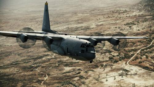 AC7 AC-130U