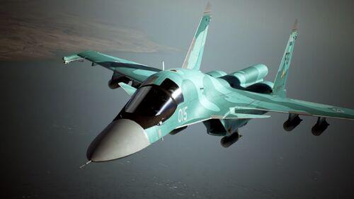 AC7 Su-34