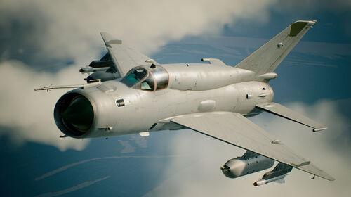AC7 MiG-21