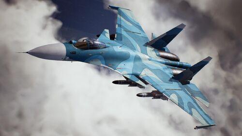 AC7 Su-33