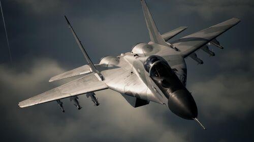 AC7 MiG-29A