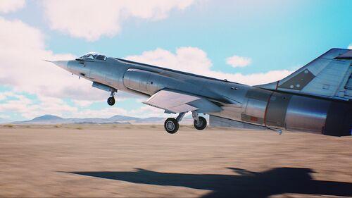 AC7 F-104