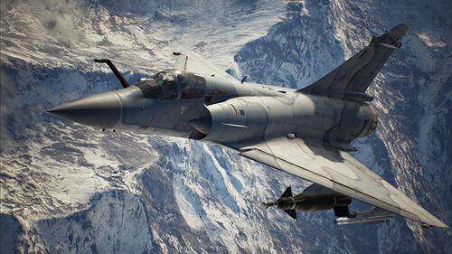 AC7 Mirage 2000-5