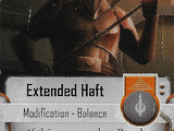 Extended Haft