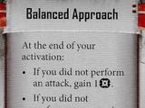 Balanced Approach