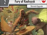 Fury of Kashyyyk