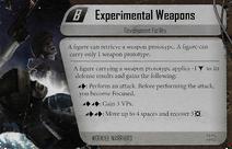 Experimentalweapons