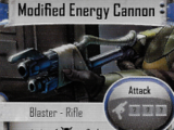 Modified Energy Cannon
