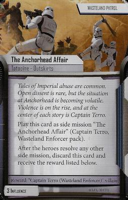 The Anchorhead Affair