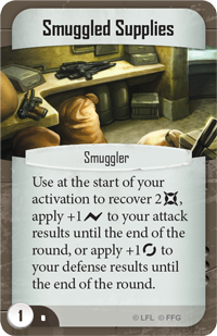 Smuggled-supplies