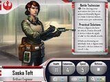 Saska Teft (Hero)