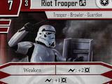 Riot Trooper (Elite) (Skirmish)