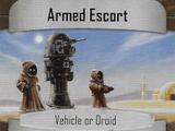 Armed Escort