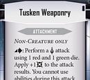 Tusken Weaponry