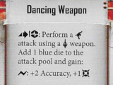 Dancing Weapon