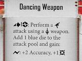 Dancing Weapon