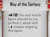 Way of the Sarlacc
