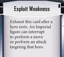 Exploit Weakness