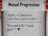 Mutual Progression