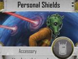 Personal Shields