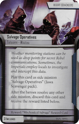 Salvage Operatives