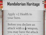 Mandalorian Heritage