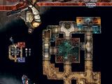 Coruscant Landfill Skirmish Map