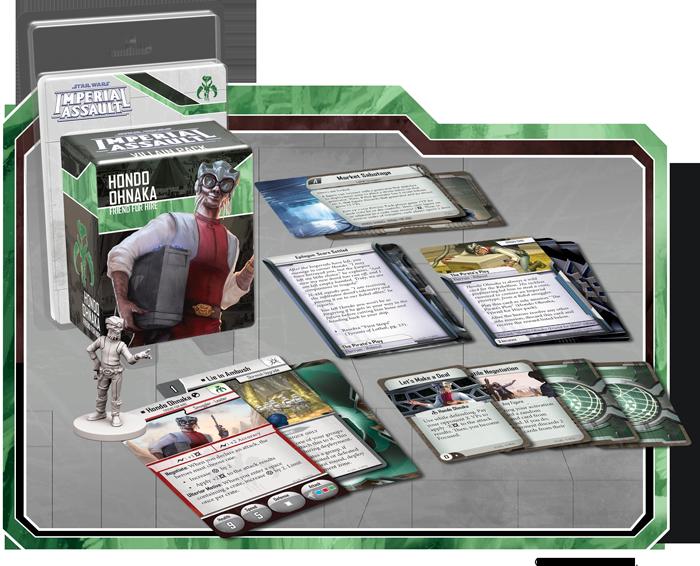 Hondo villain pack
