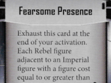 Fearsome Presence