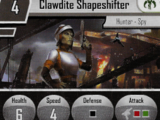 Clawdite Shapeshifter