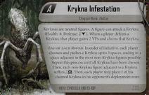 Kryknainfestation