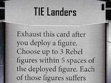 TIE Landers