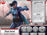 Shyla Varad (Hero)