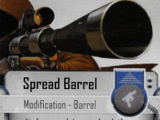 Spread Barrel