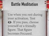 Battle Meditation