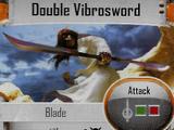 Double Vibrosword