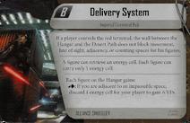 Deliverysystem