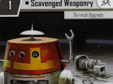 Scavenged Weaponry