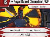 Royal Guard Champion