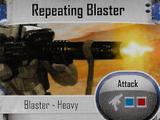 Repeating Blaster