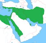 Map of Saif Sultanate