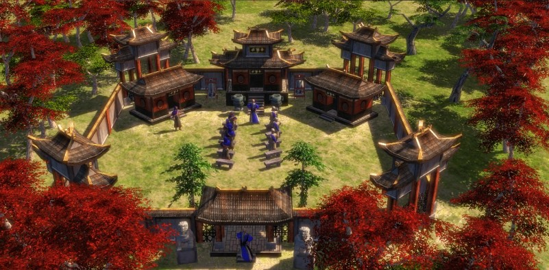 Mongol Village