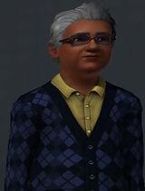 Dziadek Aaron Apfelbaum