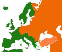 Kreikan ja Turkin Yhdistynyt Imperiumi (KTYI) (Greek and Turkish United Empire, GTUE)