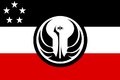 Flag of Coruscant 2011.png