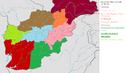 Afghanistan nation DD62 location map.