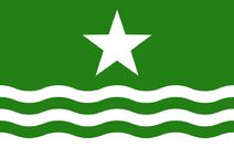 Rio grande do norte brazil state flag redesign by henriqueovoador damtvo1-fullview