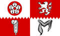 County Flag of Leicestershire