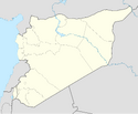 Syria location map2 svg