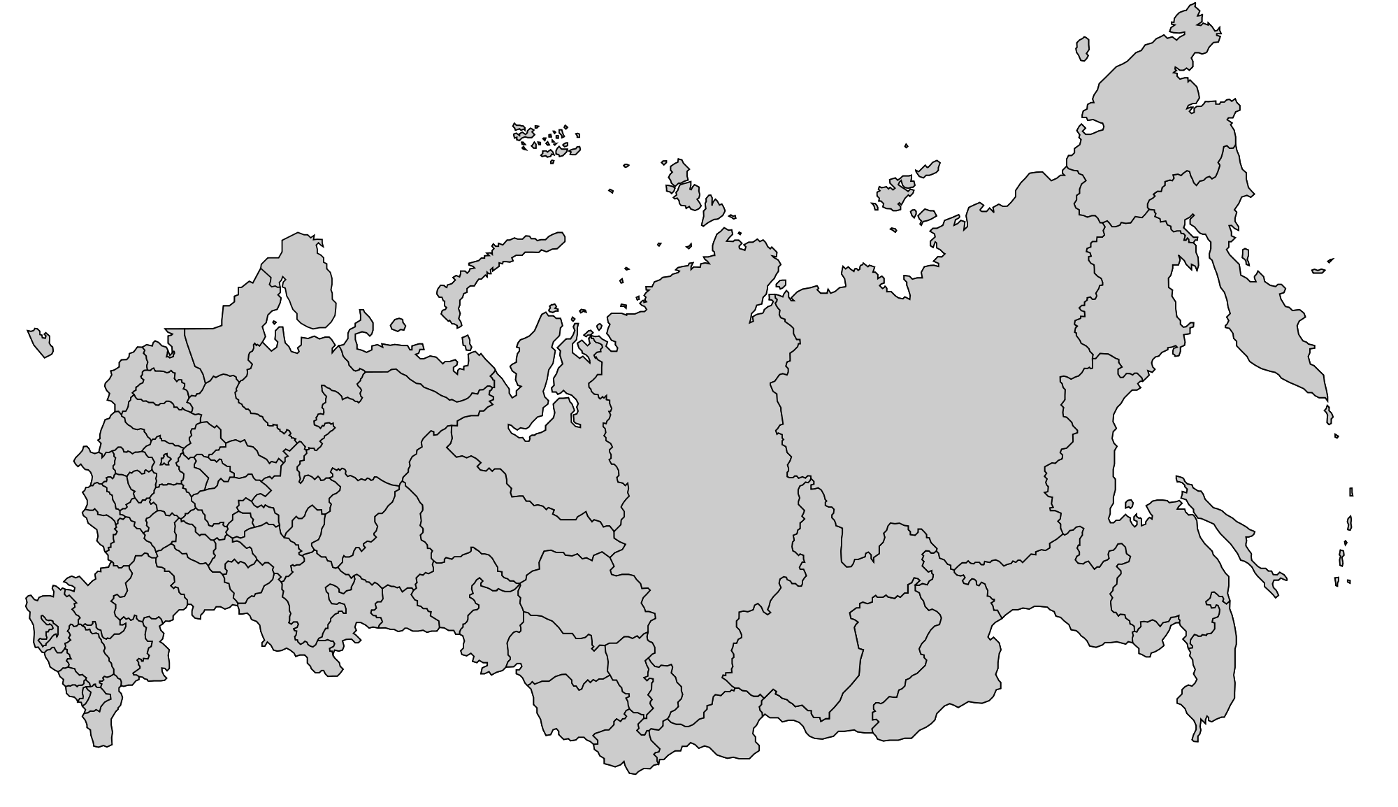 Image PxMap Of Russia Svgpng Implausable Alternate - Blank map of russia